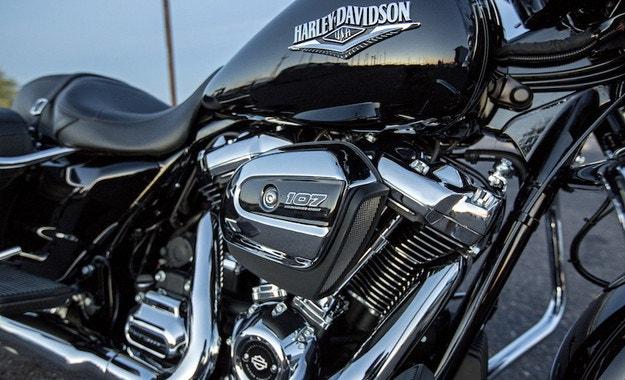 Harley-Davidson® и едноцилиндровият двигател
