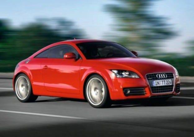 Audi TT TDI