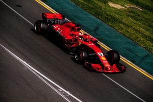 Гран при на Австралия 2018