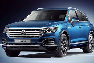 VW разкри новото поколение на Touareg