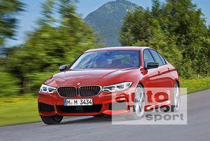 Новото BMW Серия 3 G20: Данни и снимки