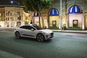 Jaguar Land Rover и Waymo вече си партнират