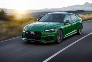 Audi RS5 Sportback получи мотор с 450 к.с.