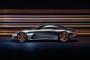 Genesis представи купе на бъдещето