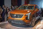 Cadillac XT4 (2018): Нов компактен луксозен SUV