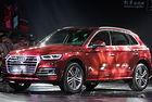 Audi пусна удължен кросоувър Q5