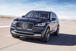 Lincoln Aviator: Луксозна издънка на Ford Explorer