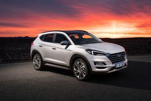 Hyundai Tucson (2018): Визия и ревизирано задвижване
