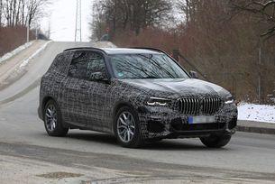 BMW X5 (G05): Новото поколение идва през 2018