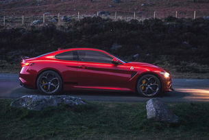 Alfa Romeo готви купе Giulia с 650 конски сили