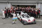 Porsche счупи рекорда на Спа