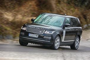 Range Rover SDV8 Autobiography