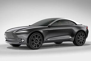 Aston Martin DBX може би ще се нарича Varekai