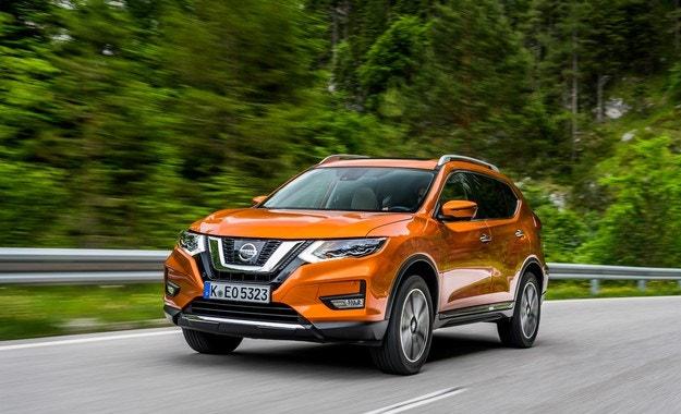 Nissan X-Trail: Напред и нагоре