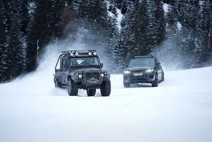 Нова Мисия 007 за Jaguar Land Rover