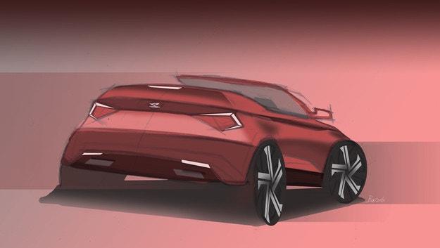 Skoda Karoq Cabrio: Стажанти скицират открит SUV