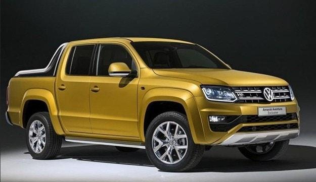 Volkswagen представи най-мощния Amarok