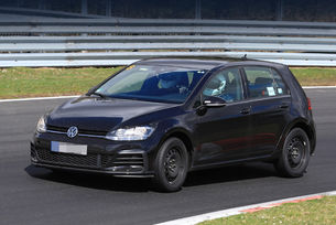 Volkswagen започна тестове на новия Golf