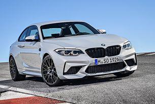 BMW представи купето М2 Competition с 410 к.с.