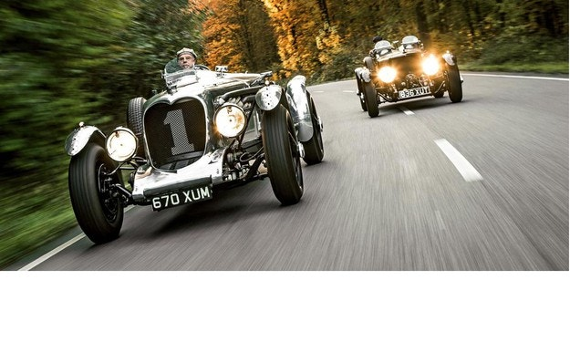 Armstrong Siddeley Special: Велики британци