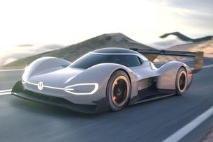 Volkswagen ще покаже I.D. R Pikes Peak на 22 април