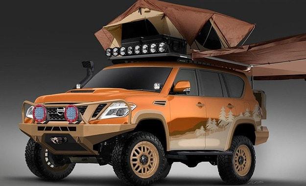 Фенове на Nissan искат екстремен SUV