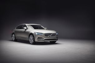 Volvo S90 Ambience concept докосва сетивата