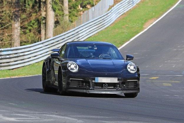 Подробности за новото Porsche 911 Turbo (2019)