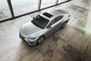 Новият Lexus ES: Изключително съвършенство