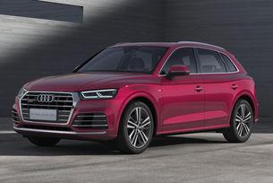 Audi показа кросоувъра Q5 с дълга база