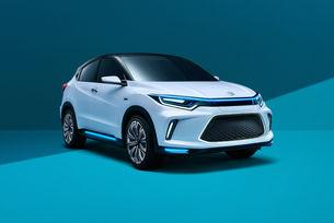Honda разкри предвестник на сериен електромобил