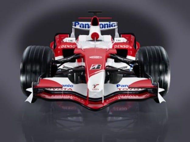 Toyota TF107 2007