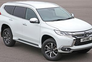 Mitsubishi адаптира Pajero Sport за товарен транспорт