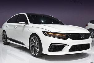 Концептът Honda Inspire се оказа прекроен Accord