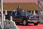 На какви автомобили се возят крале и държавни глави