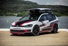 VW направи комби Golf Estate с двойно предаване