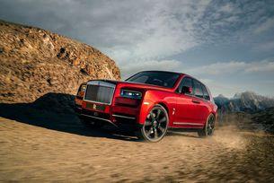 Rolls-Royce представи първия кросоувър в историята си