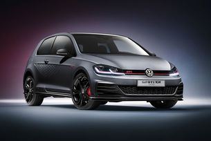 VW Golf GTI TCR (2018)