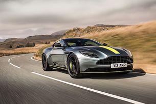 Aston Martin представи суперавтомобила DB11 AMR