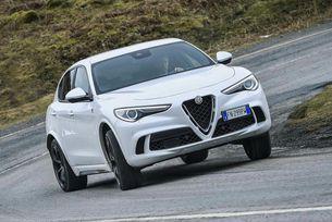 Alfa Romeo подготвя голям кросоувър