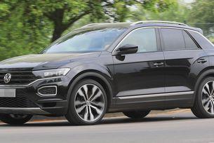 """Горещият"""" Volkswagen T-Roc R ще се появи през есента"""