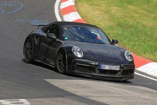Горещи данни за Porsche 911 Turbo (2019)