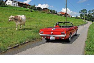 Ford Mustang: Приказка без край