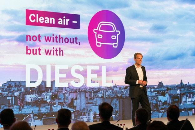 Нова дизелова технология на Bosch решава проблема