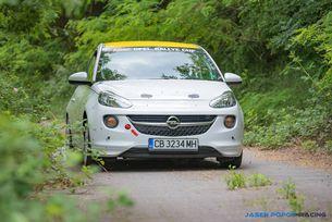 Ясен Попов Рейсинг Opel Adam Cup