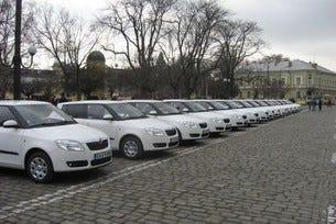 23 нови автомобили Skoda за специалната куриерска служба
