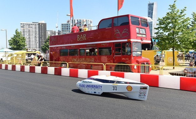 Русе с два отбора на Shell Eco-marathon Европа 2018