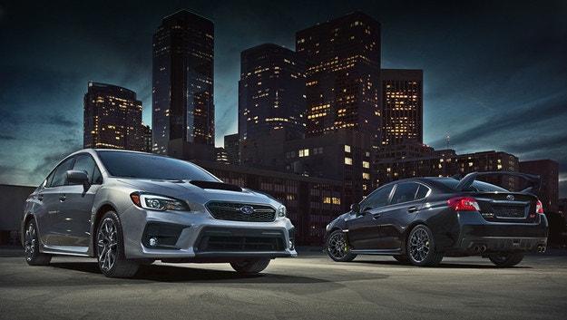 Спортният Subaru WRX STI стана по-мощен