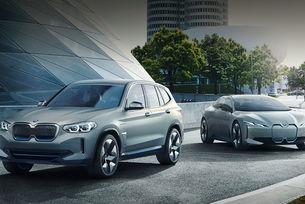 BMW Brilliance разширява завода за батерии в Китай