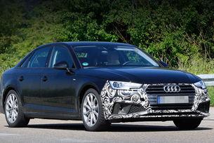 В обновената фамилия Audi A4 ще има хибрид